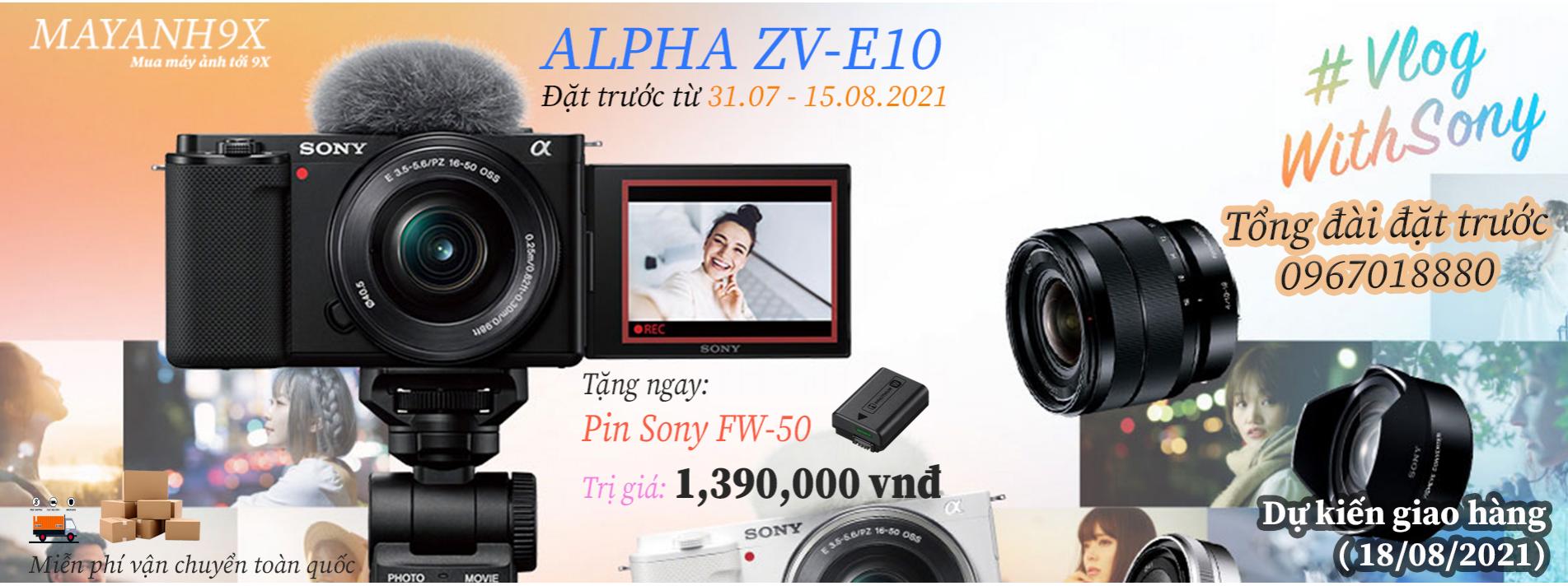Sony Sale ZV-E10