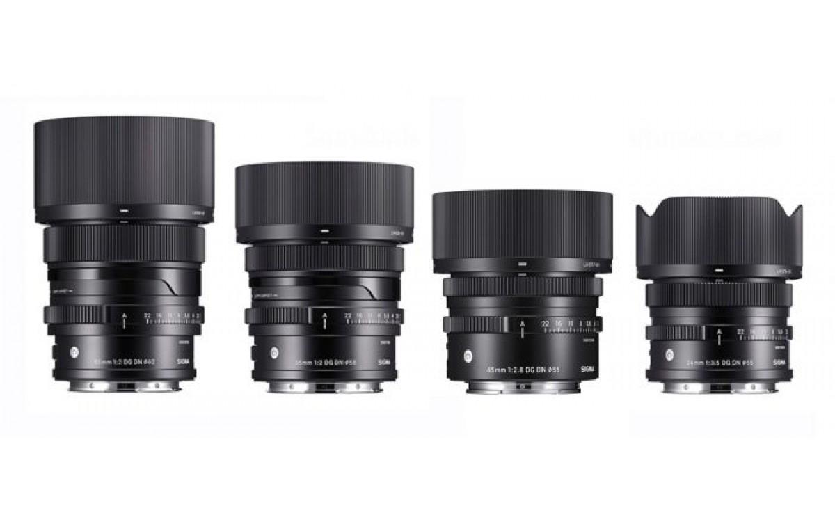 Sigma chuẩn bị ra mắt thêm những ống kính mới hệ FE cho Sony - 90f2.8 Macro và 24F2.0 DG DN Contempo