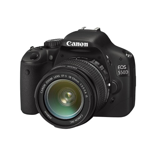 Thân máy ảnh Canon eos 550D - Hàng cũ - Mới 90%