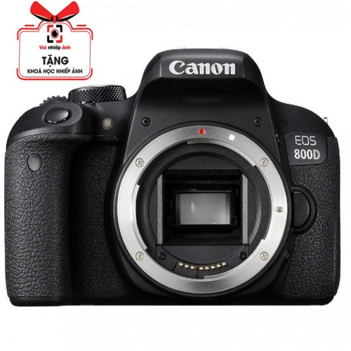 Canon EOS  800D ( Mới 98%, 10k Shot )
