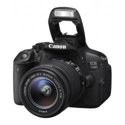 CANON EOS 700D + CANON EF-S 18..