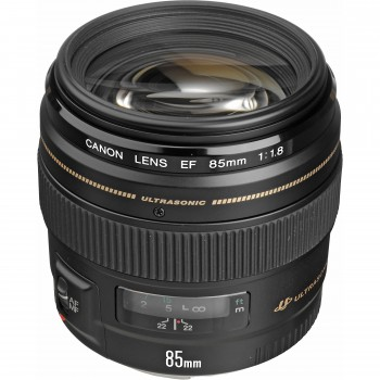 CANON EF 85mm f/1.8 USM Mới 9..