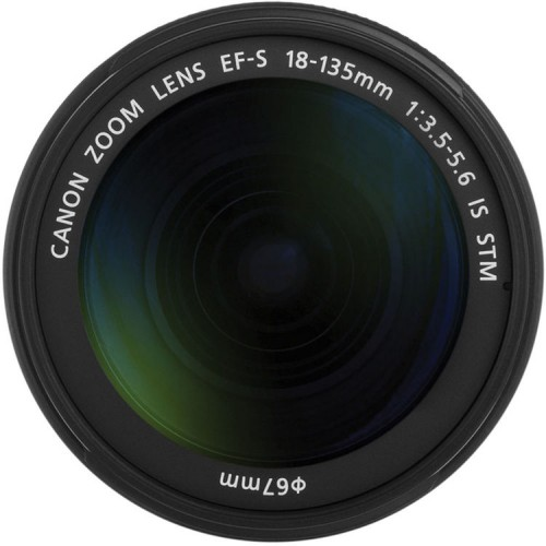 CANON EF-S 18-135mm f/3.5-5.6 IS STM mới 98%