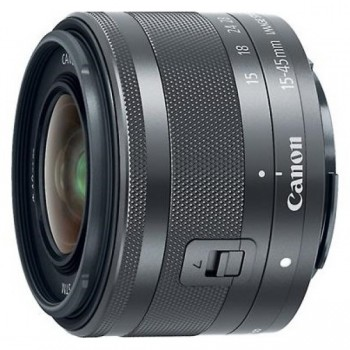 Canon EF-M 15-45mm f/3.5-6.3 I..