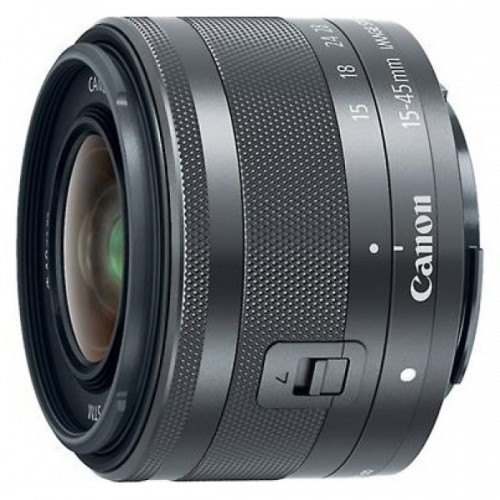Canon EF-M 15-45mm f/3.5-6.3 IS STM, Mới 95%