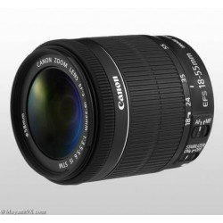 Canon EF-S 18-55mm f/3.5-5.6IS..