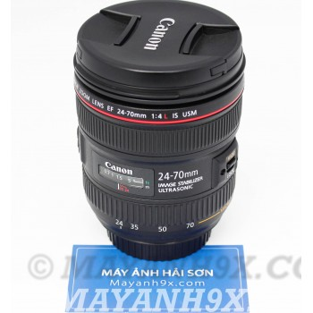 Canon EF 24-70mm f4L IS USM|Mớ..