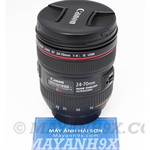 Canon EF 24-70mm f4L IS USM Mới 99%