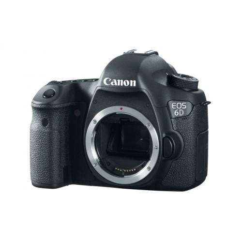 CANON EOS 6D (wifi) Chính Hãng Mới - Bảo Hành 24 Tháng - Tặng Thẻ 16G - Túi Đeo Canon