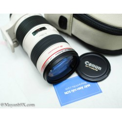 Canon EF 70-200mm f/2.8L USM H..