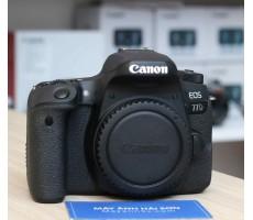 Thân máy Canon EOS 77D - Mới 98% ..