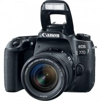 Canon EOS 77D Kèm kit 18-55STM..