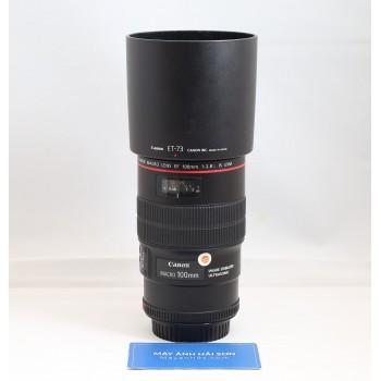 Canon Macro EF 100mm f/2.8L IS..