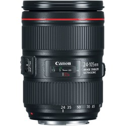 Canon EF 24-105mm f / 4L IS II..