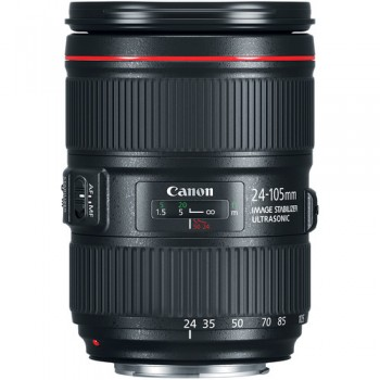 Canon EF 24-105mm f / 4L IS I..
