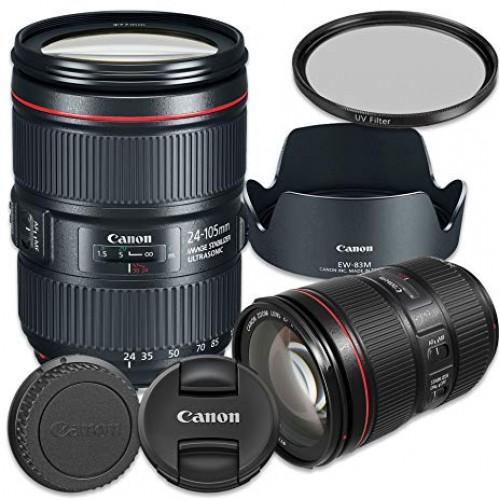 Canon EF 24-105mm f/4L IS Mark ii Mới 100%