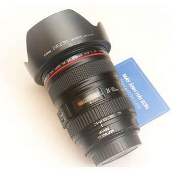 Canon EF 24-105 f / 4L IS USM ..