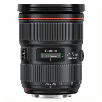 Canon EF 24-70mm f/2.8L II Hàn..