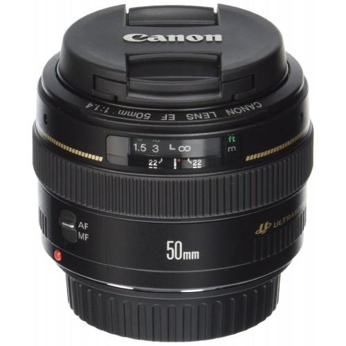 Canon EF 50mm f/1.4 USM - Mới 100% - Chính  hãng Lê Bảo Minh