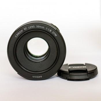 Ống Kính Canon EF 50mm f/1.8 S..
