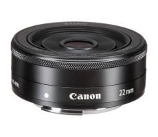 Canon EF-M 22mm f/2 STM - Mới 98% ..