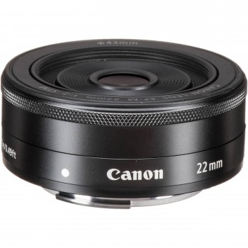 Canon EF-M 22mm f/2 STM - Mới ..