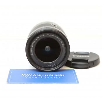 Ống Kính Canon EF-M 11-22mm f/..