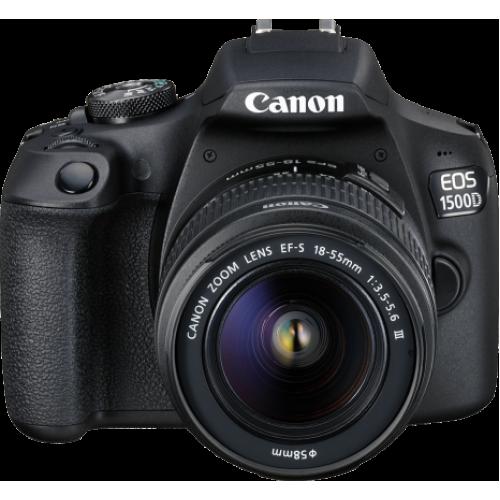 Canon EOS 1500D + kit 18-55 iii/New 100%, Chính Hãng LBM.