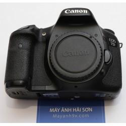 Canon EOS 7D|Mới 90%.
