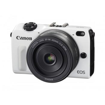 Canon EOS M2 + Canon EF-M 22mm..