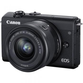 Canon M200 Kit 15-45 - Mới 98%..