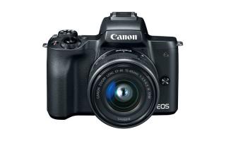 Canon EOS M50 Mark II + Kit 15-45 STM ..