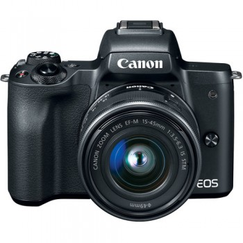 Canon EOS M50 Mark II + Kit 15..