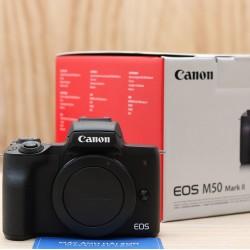 Canon EOS M50 Mark II - Hàng m..