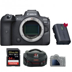 Canon EOS R6, Mới 100% (Chính ..