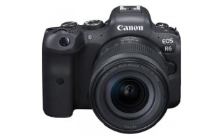 Canon EOS R6 + 24-105mm f/4-7.1 STM ( ..