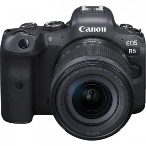 Canon EOS R6 + 24-105mm f/4-7.1 STM ( Chính Hãng Lê Bảo Minh - Mới 100%)