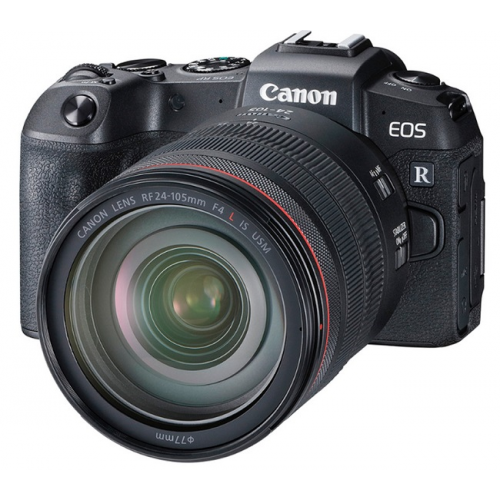 Canon EOS RP + RF 24-105mm F4L, Mới 100% (Chính hãng LBM)