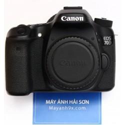 Canon EOS 70D, Mới 99% 5000 Sh..