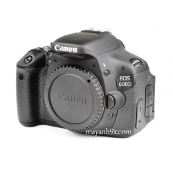 CANON EOS 600D| 16k Shot|Mới 9..