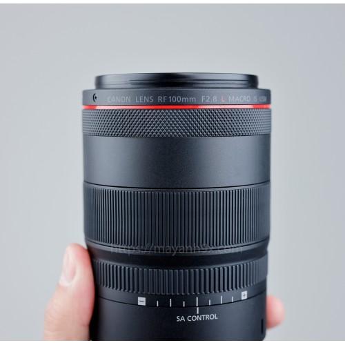 Canon RF 100mm f/2.8L Macro IS USM  - Mới 99%