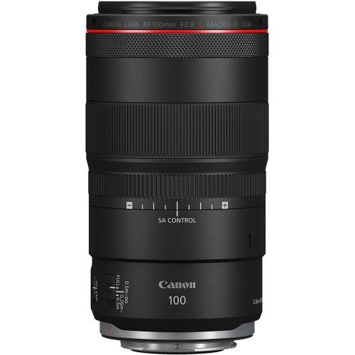Canon RF 100mm f/2.8L Macro IS USM  - Mới 100%