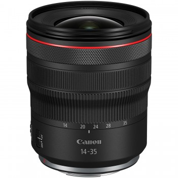 Canon RF 14-35mm f/4L IS USM -..