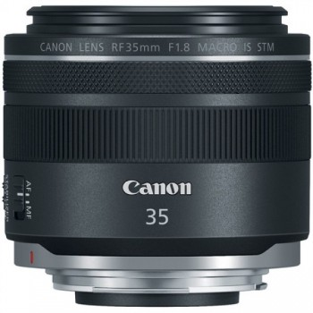 Canon RF 35mm f/1.8 IS STM Mac..