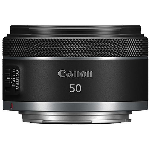 Canon RF 50mm f/1.8 STM, Mới 100% (Chính hãng)