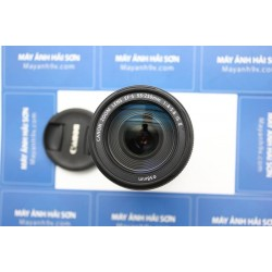 Canon EF-S 55-250mm f/4-5.6 IS..