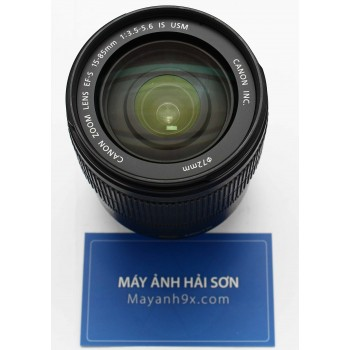 Canon EF-S 15-85mm f/3.5-5.6 I..