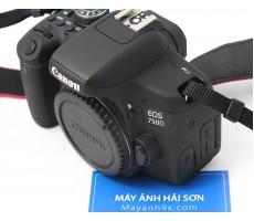 Canon EOS 750D Hàng Qua Sử Dụng - Mới ..