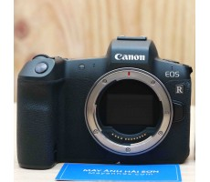 Máy ảnh Canon EOS R Kèm Ngàm chuyển EF..