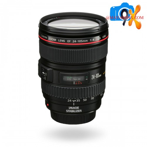 Canon EF 24-105 f / 4L IS USM Mới 100%.